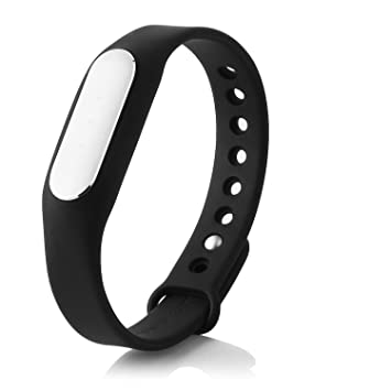 XIAOMI MI Band 1S Pulse Bluetooth 4.0 IP67 Waterproof Smart Bracelet  Support Heart Rate Monitoring for