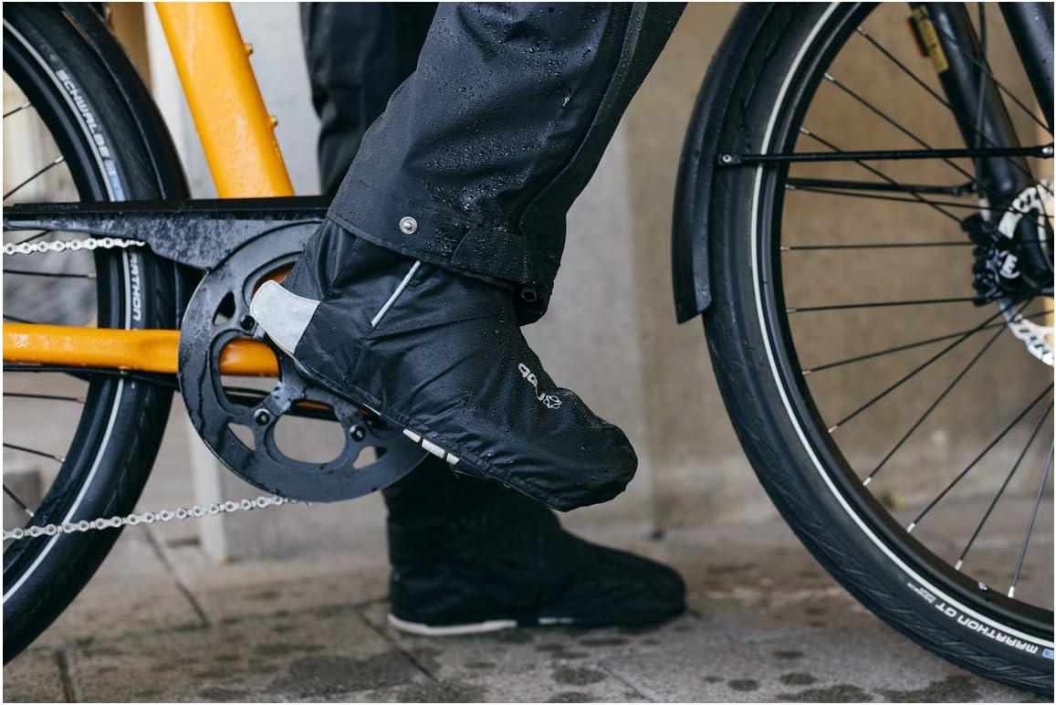 AGU 926015 Couvre-Chaussures avec Bandes r/éfl/échissantes 4/Tailles