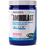 Gaspari Nutrition Aminolast 420g,AminoLast is a recovery and endurance BCAA superfuel that's loaded with electrolytes and is sugar free. (Fruit Punch)