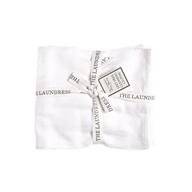 The Laundress - Lint-Free Cleaning Cloths, Laundry & Home Cleaning, Glass, Windows, Surfaces, Dishes & More, 3 Pack