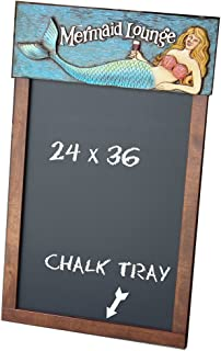 product image for Mermaid Decor Chalkboard