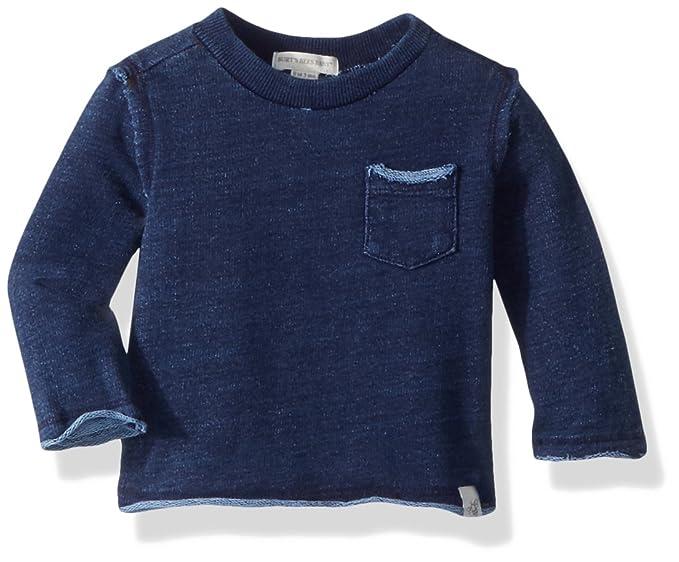 fc9dc9f73 Amazon.com  Burt s Bees Baby Unisex-Baby Sweatshirt