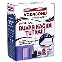 VODABOND 53.03.045 Duvar Kağıdı Tutkalı, 250g, Beyaz