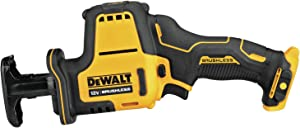 DEWALT DCS312B XTREME 12V MAX Brushless One-Handed Cordless Reciprocating Saw (Tool Only)