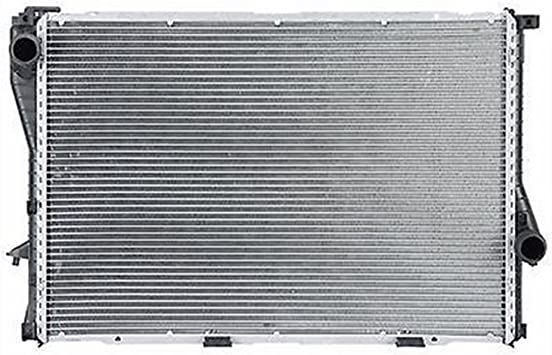 BMW E39 E38 5-series 7-Series OEM BEHR Cooling Radiator NEW 540i 740i 750i 750iL
