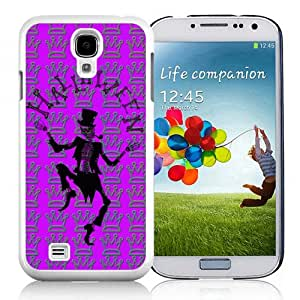 Rose & Skull Design ABS Back Case Samsung Galaxy S4 I9500 Case Cover AL414926