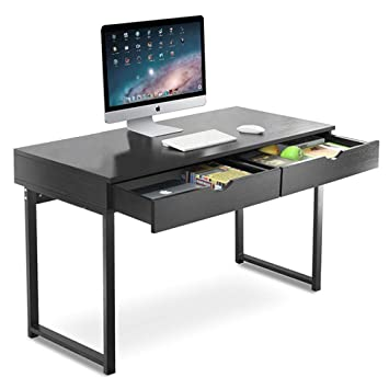 Amazoncom Dland Home Office Computer Desk 47 with Double