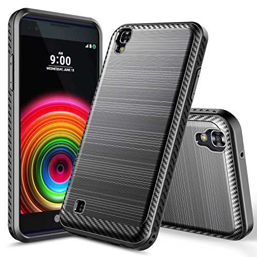 lg-x-power-case-nagebee-carbon-fiber-brushed-metal-texture-heavy-duty-defender-dual-layer-protector-