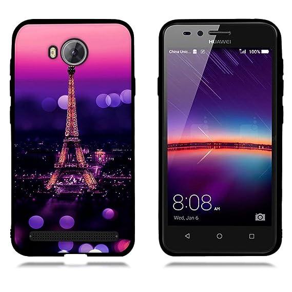 new product 5bc67 57009 Amazon.com: Huawei Y3II Case, Huawei Y3 2 Case, FUBAODA [Shock ...