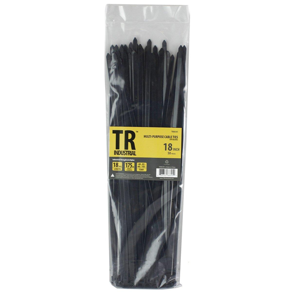 TR Industrial TR88305 Multi-Purpose Cable Ties