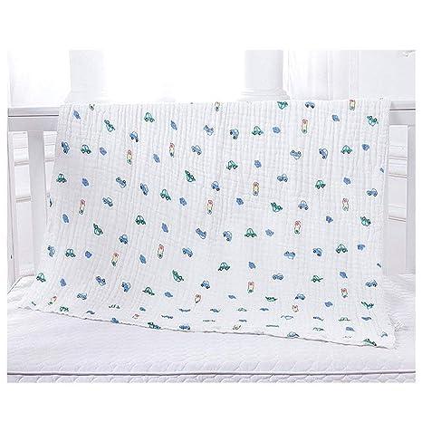 Manta de bebé Toallas de baño Swaddle Blanket Ultra Absorbente De ...