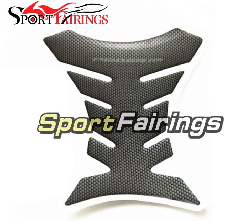 Motorcycle Tank Pad Carbon Fiber Effect Gas Protector For Triumph Daytona 675 2013 2014 2015 2016