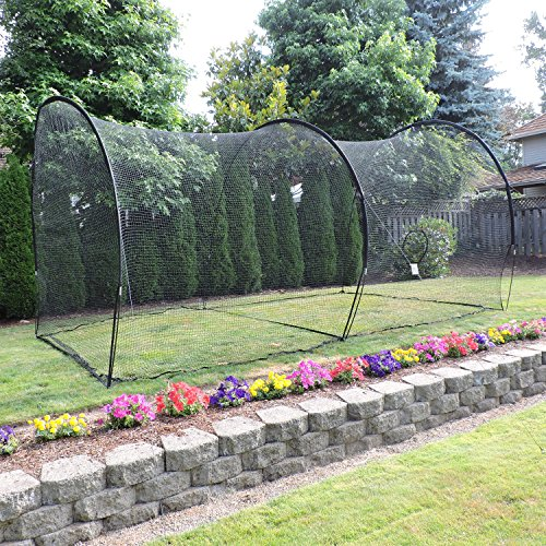 Jugs Lite-Flite/Small-Ball Batting Cage (Home Batting Cage)