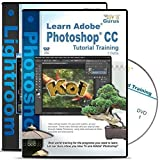 Learn Fast Adobe Photoshop CC Tutorial plus Adobe Lightroom 5 Training 5 DVDs