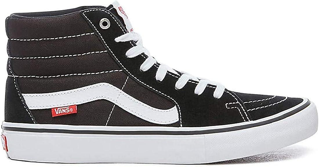 Vans Herren Sk8-Hi Hightop Sneaker black/white