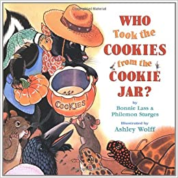 Image result for who took the cookie from the cookie jar