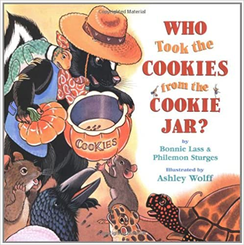 Read online Who Took the Cookies from the Cookie Jar? PDF, azw (Kindle), ePub, doc, mobi
