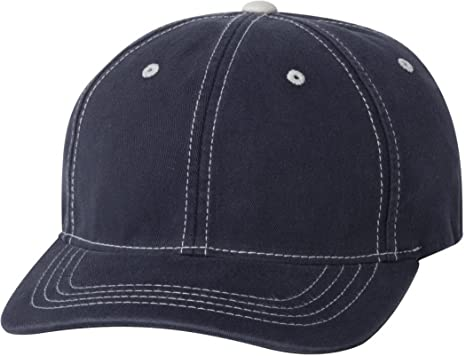 75aab7316 Flexfit 6386 - Contrast Color Stitched Cap at Amazon Men's Clothing store: