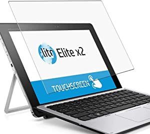 Puccy 3 Pack Screen Protector Film, compatible with HP Elite x2 1012 G1 12