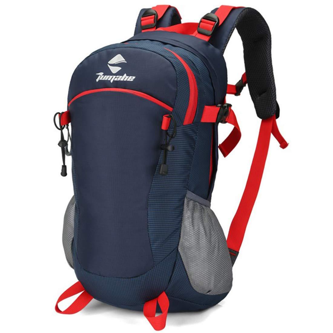 Kunliyin YY1 Wasserdichte Oxford-Bergsteigertasche (Farbe : Dark Blau)