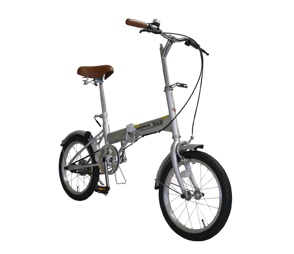 16インチ 折りたたみ コンパクト 自転車 AHB-160CPFD 16型 B077Y88DR7