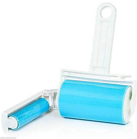 Minky Homecare - Rodillo quitapelusas de silicona, quita suciedad, ,polvo, pelos de