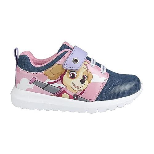 Patrulla Canina Deportivas Ultraligeras Skye, Zapatillas para Niñas: Amazon.es: Zapatos y complementos