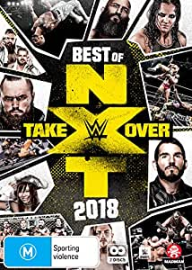 Wwe: Best Of Nxt Takeover 2018 (DVD)