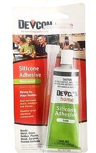 Devcon Adhesive Carded, Tube 1 Oz