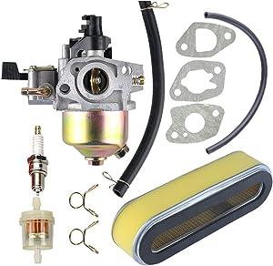 Hilom 16100-ZE6-W01 Carburetor for Honda HR194 HR195 HR214 HRA214 HR215 HR216 HRA216 HRC216 5.5hp Lawn Mower GXV120 GXV140 GXV160 Motor Engine