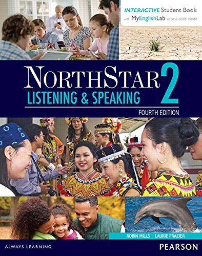 Northstar Listening and Speaking 2 with Interactive Student Book Access Code and Myenglishlab (Northstar Listening  Speaking) best to buy