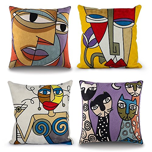 Top Finel Decorative Embroidered Pillowcase product image