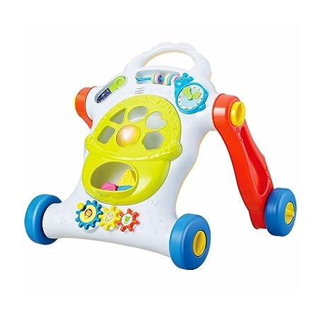 Fenfen Carro Andador 6-18 Meses Bebé Antirollover Niño ...