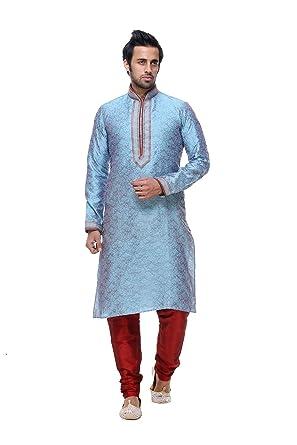 Amazon Com Mens Indo Western Traditional Ethnic Wedding Indian