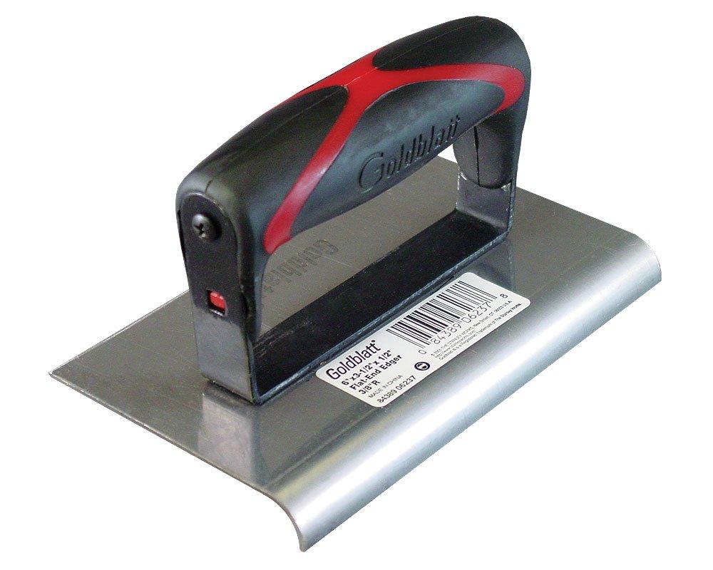 Goldblatt G06237 Pro-Grip Stainless Steel Edger