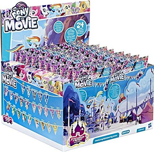 Case of 24: My Little Pony Movie Blind Bag Dolls Wave 22 (My Little Pony Blind Bag Wave 5)