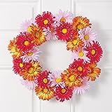 Gerbera Daisy Spring Wreath