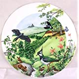 Wedgwood plate by Colin Newman Rolling Hills and Grasslands
