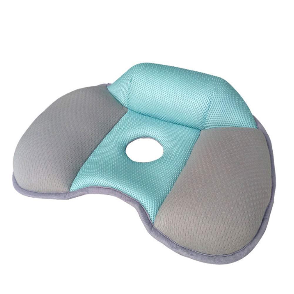 Kissen zu atmen atmen atmen und schöne Hip Cushions KomfortPad geeignet Office Driving Crowd,Blue,43x34x9cm a2882d
