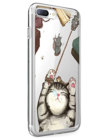 Fantasyqi Fundas Compatible con iPhone 7 Plus/iPhone 8 Plus Funda