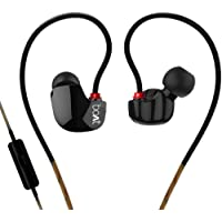 boAt Nirvanaa Uno in-Ear Earphones with Mic (Black)