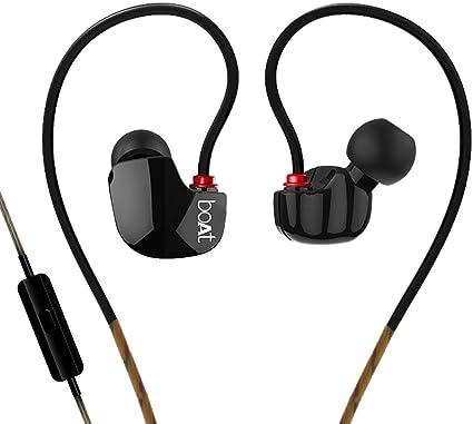 4cbb8991168 boAt Nirvanaa Uno in-Ear Earphones with Mic: Amazon.in: Electronics