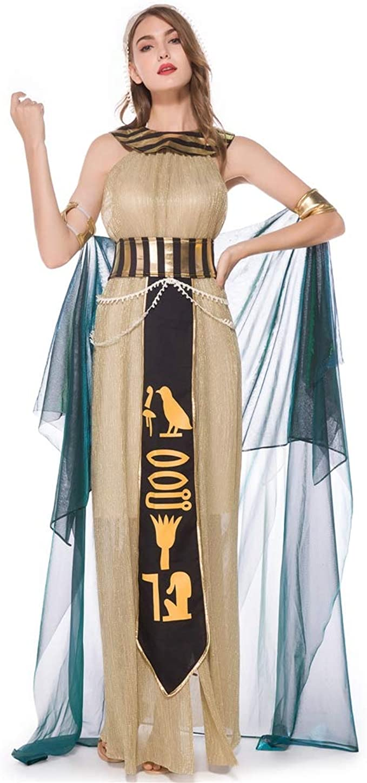 Disfraz de Diosa egipcia Sexy Cleopatra Disfraz de Mujer Adulta de ...