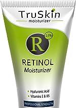 TruSkin Retinol Cream Anti-Wrinkle Moisturizer for Face Care and Eye Area