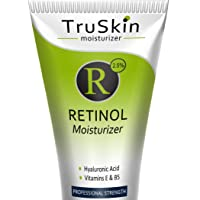 TruSkin RETINOL Cream MOISTURIZER for Face and Eye Area, Best for Wrinkles, Fine...