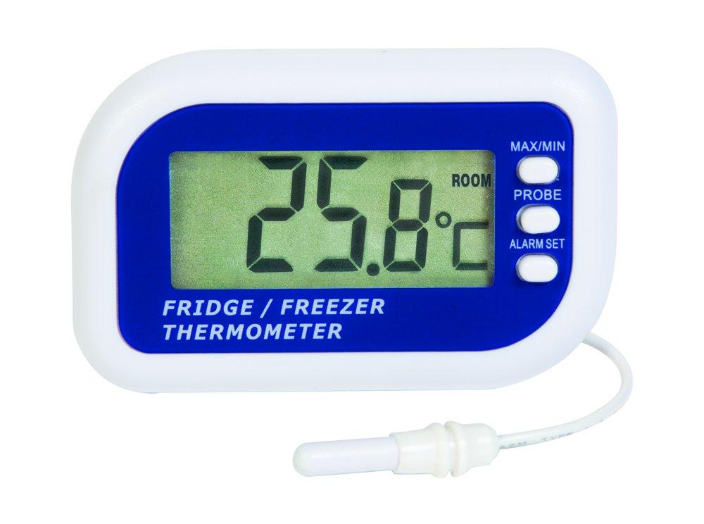 Digital para el frigorífico o congelador termómetro con Sensor ...