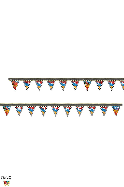 Cars 2 Happy Birthday Kerzen Procos 71453