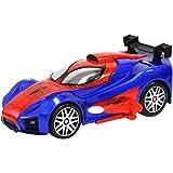 Ridemakerz Spiderman Xtreme Customz XL Hero Kit, Blue and Red