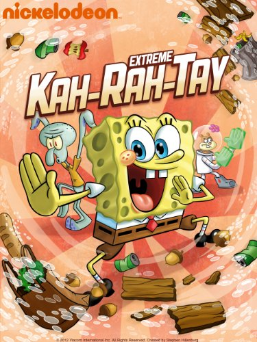 Amazon Com Spongebob Squarepants Spongebob S Extreme Kah