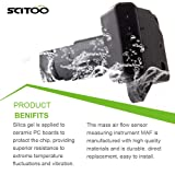 SCITOO Mass Air Flow Sensor Meter MAF 2220415010